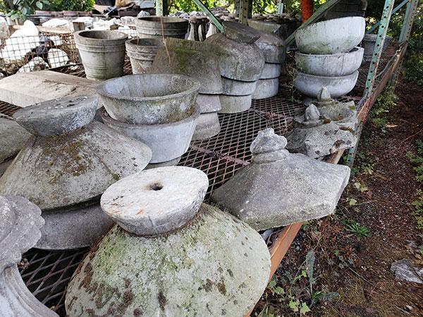 Concrete Garden Fixtures Puyallup Tacoma Bonney Lake